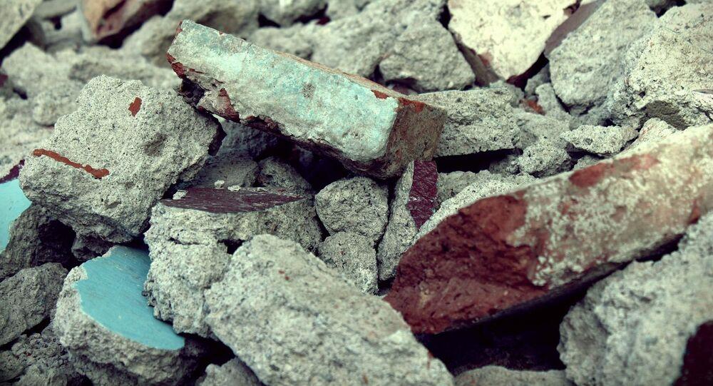 Un mur brisé