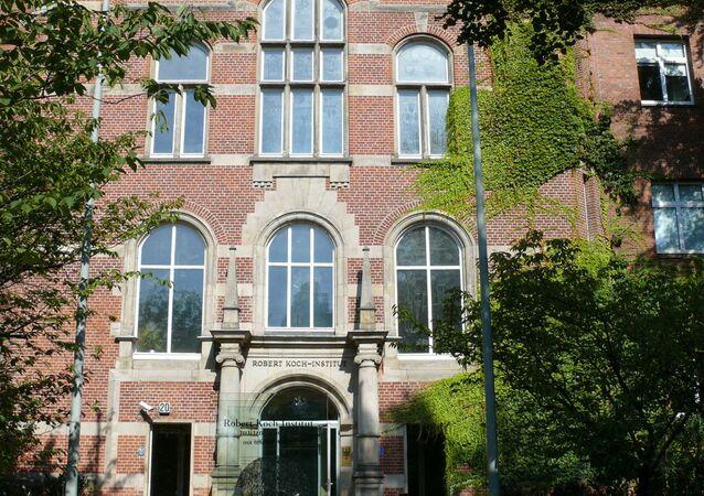 Institut Robert Koch à Berlin (archive photo)