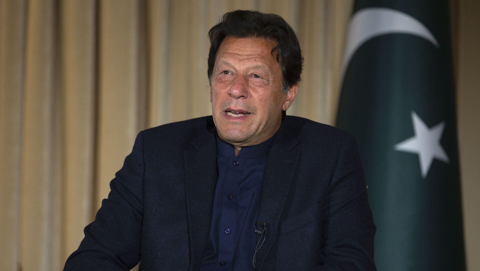 Le Premier ministre pakistanais Imran Khan - Sputnik France, 1920, 03.09.2021
