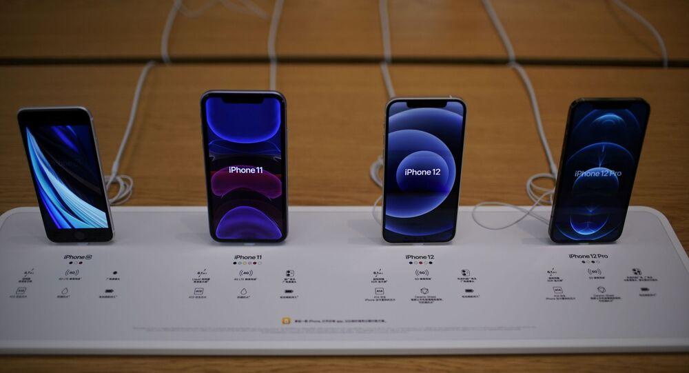 iPhone 12 et iPhone 11