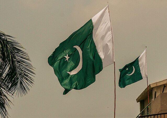Drapeau pakistanais