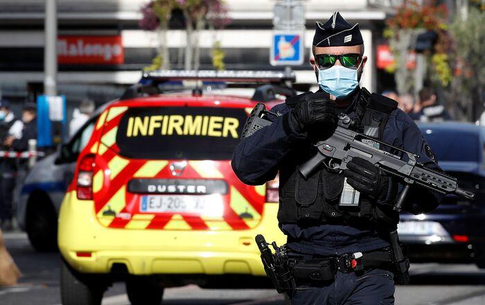 Attaque au couteau à Nice, le 29 octobre 2020