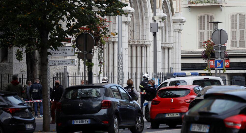 Attaque mortelle dans une église à Nice, une victime décapitée