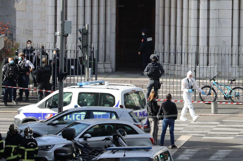 Situation à Nice après l'attentat