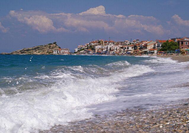 Samos, Grèce