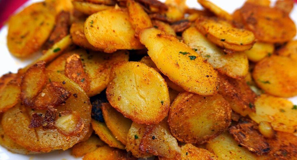 Pommes de terre, image d'illustration