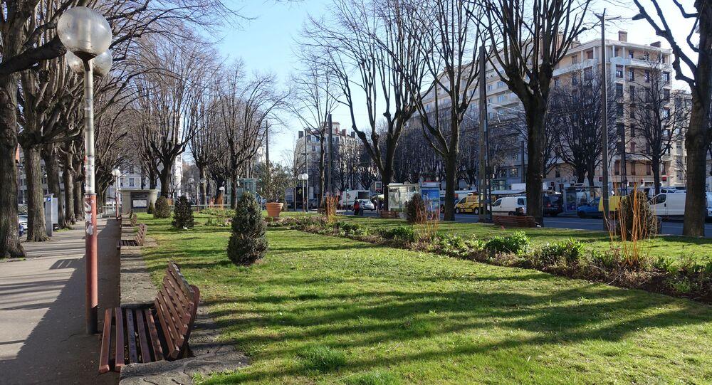 Place Jean-Macé à Lyon