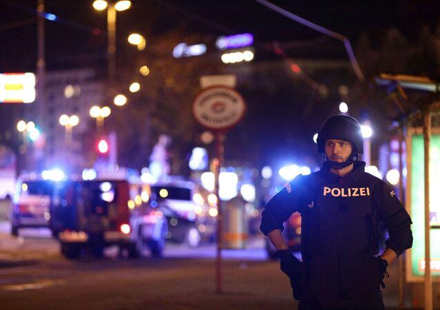 Attaque à Vienne, le 2 novembre