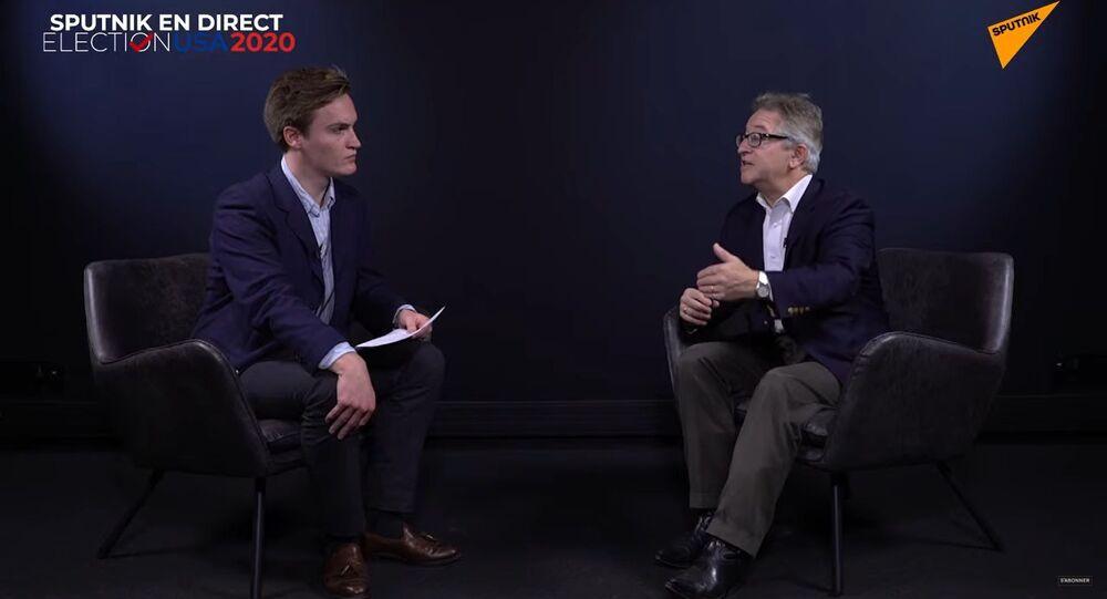 Pour Sputnik, Gérard Olivier analyse les décisions populistes prises par Donald Trump lors de son mandat