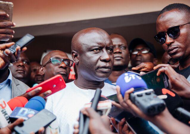 Idrissa Seck, Sénégal