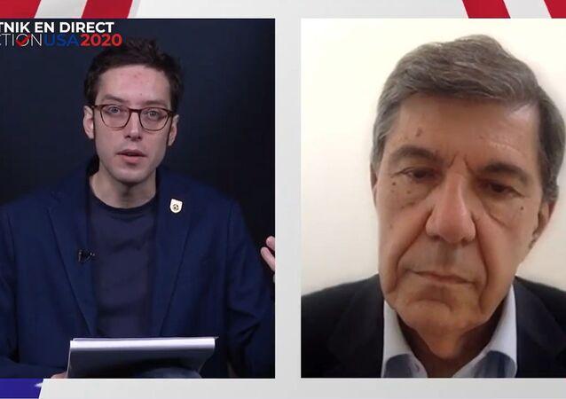 Nuit électorale US 2020: des enjeux économiques cruciaux en direct avec Sputnik