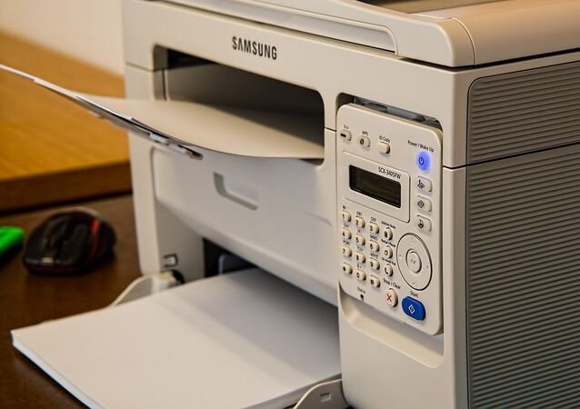 Une imprimante (image d'illustration)