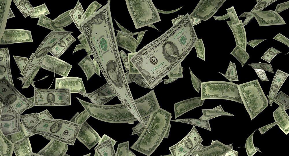 Des dollars américains (image d'illustration)
