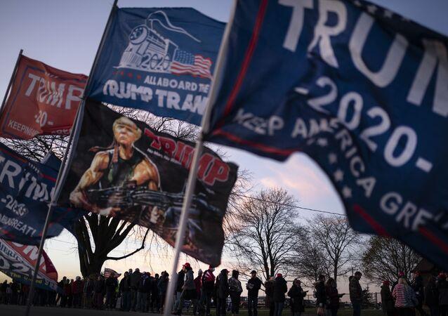 Partisans de Trump