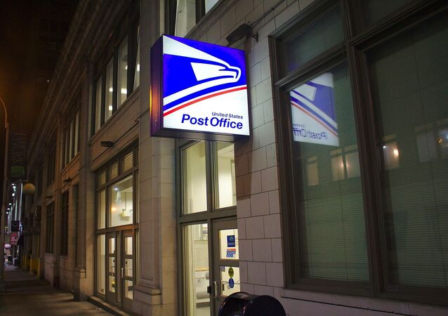 Le United States Post Office