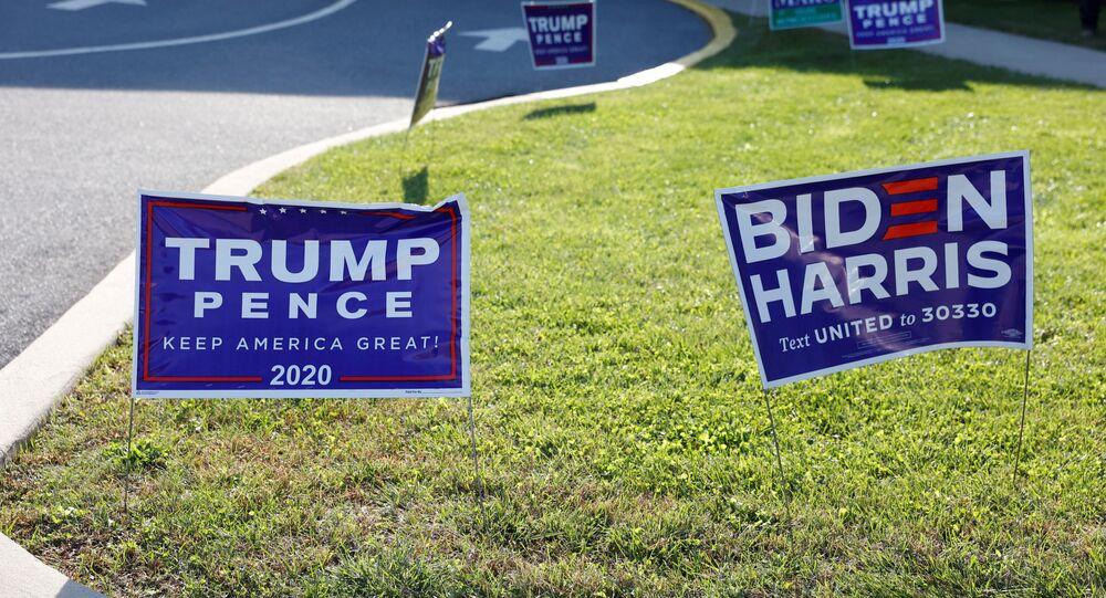 L'élection présidentielle américaine de 2020