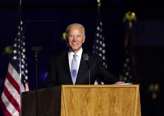 Le discours de Joe Biden à Wilmington
