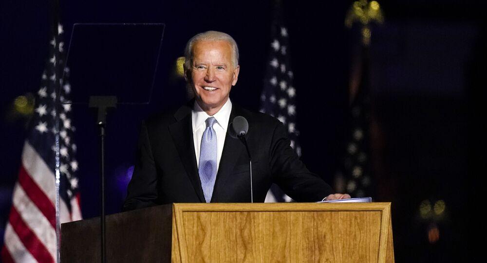 Joe Biden élu président des États-Unis : les réactions des stars