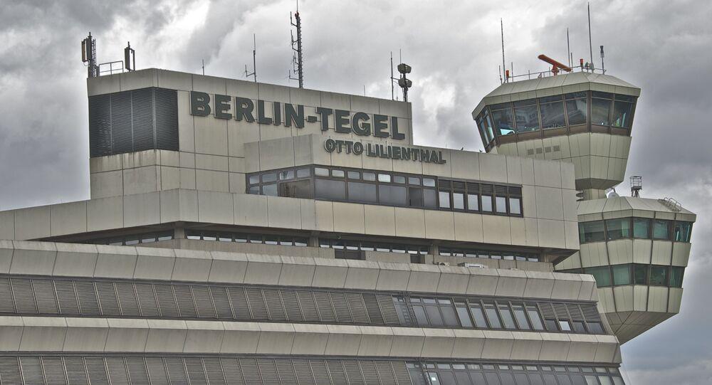Aéroport de Berlin Tegel (archive photo)