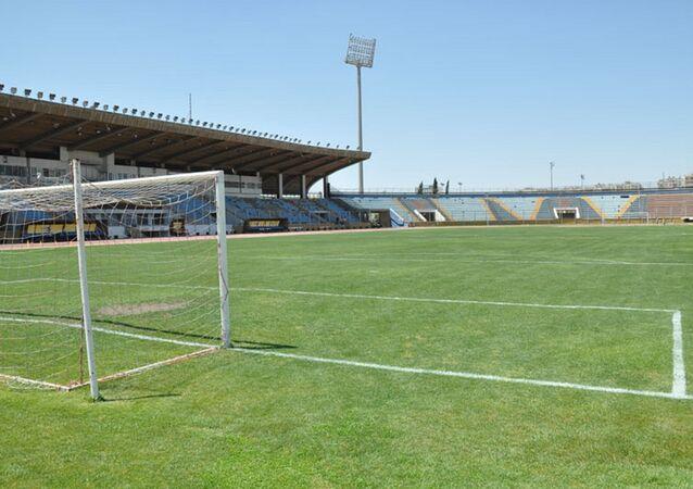 Stade de Hamdaniya à Alep