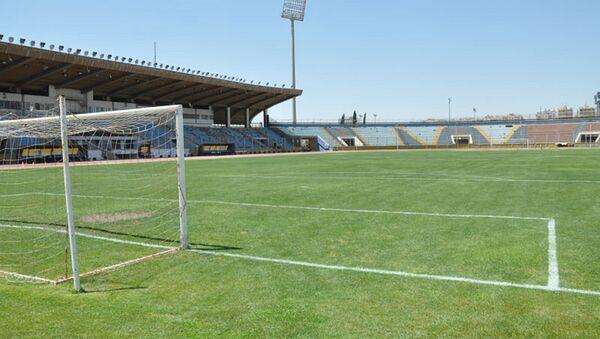 Stade de Hamdaniya à Alep - Sputnik France
