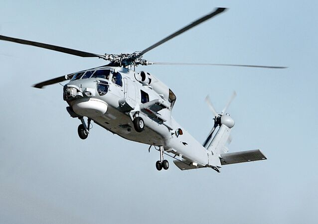 Sikorsky S-70B