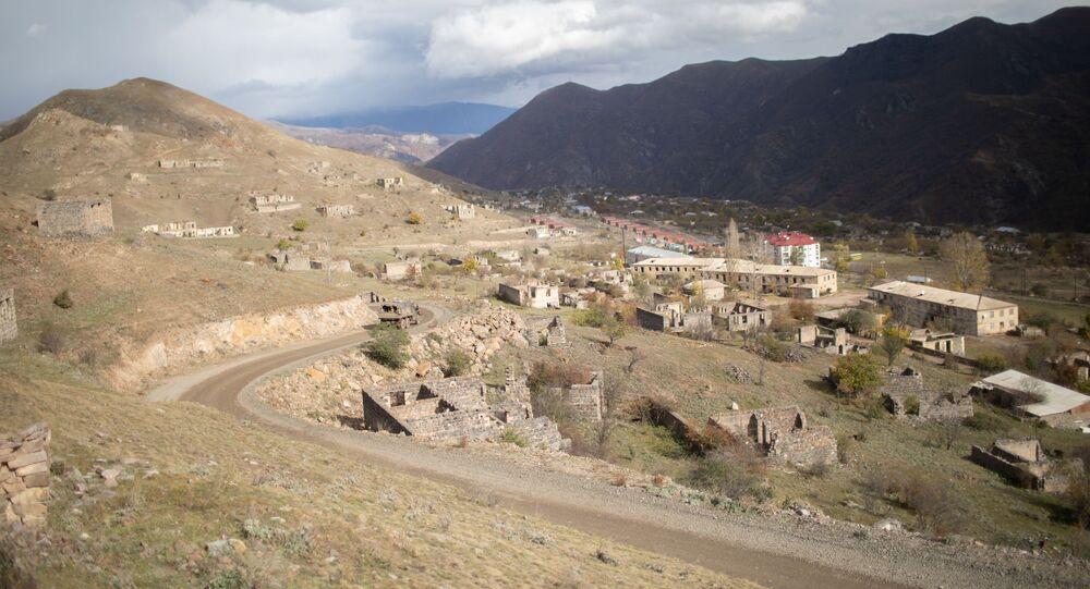 Haut-Karabakh, novembre 2020