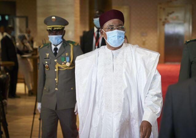 Le Président nigérien Mahamadou Issoufou