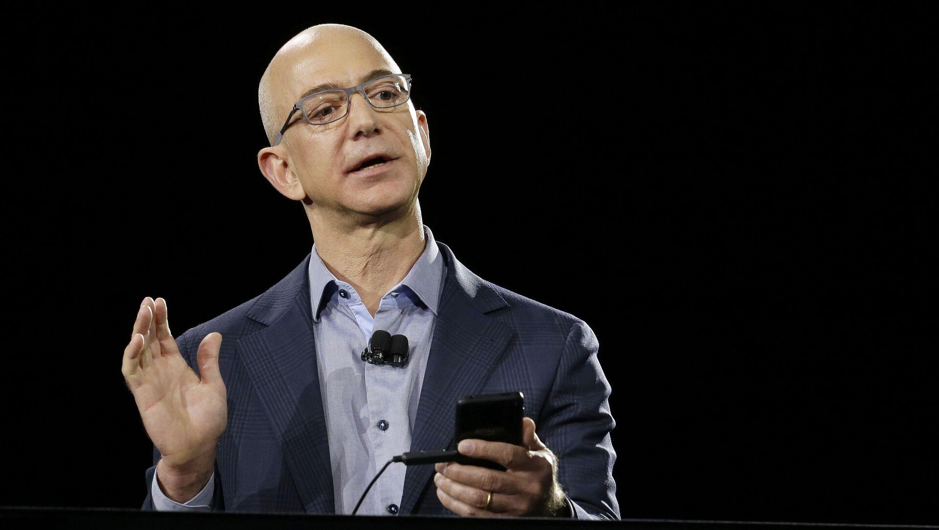 Jeff Bezos - Sputnik France, 1920, 07.06.2021
