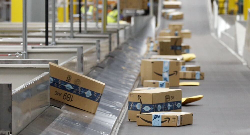 Amazon dans le collimateur de l'Europe — Concurrence