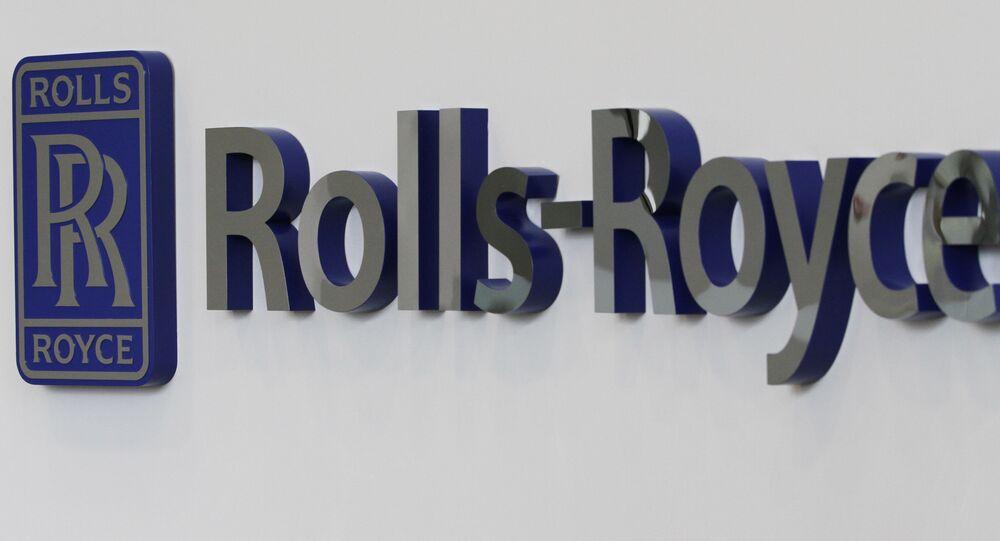 Logo de Rolls-Royce