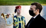 Emmanuel Macron en visite à Colombey-les-Deux-Églises pour rendre hommage au général de Gaulle