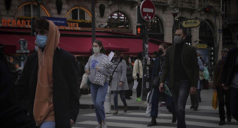 La France passe la barre des deux millions de cas confirmés — Coronavirus