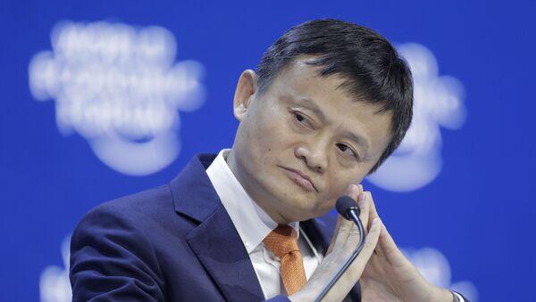Jack Ma (archives photo) - Sputnik France