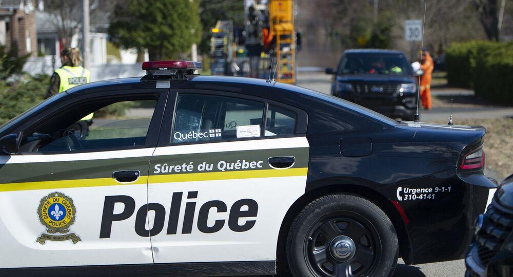 Police au Québec (photo d'archives)