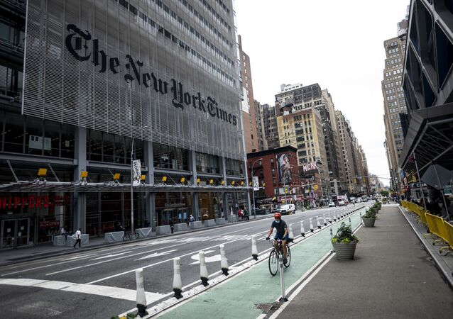 Le New York Times Building