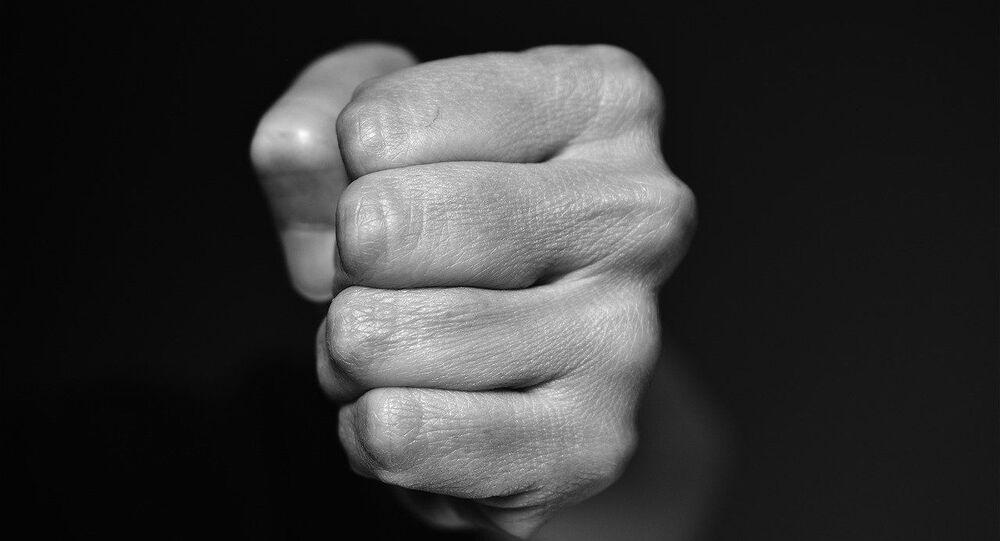 Boxe à mains nues