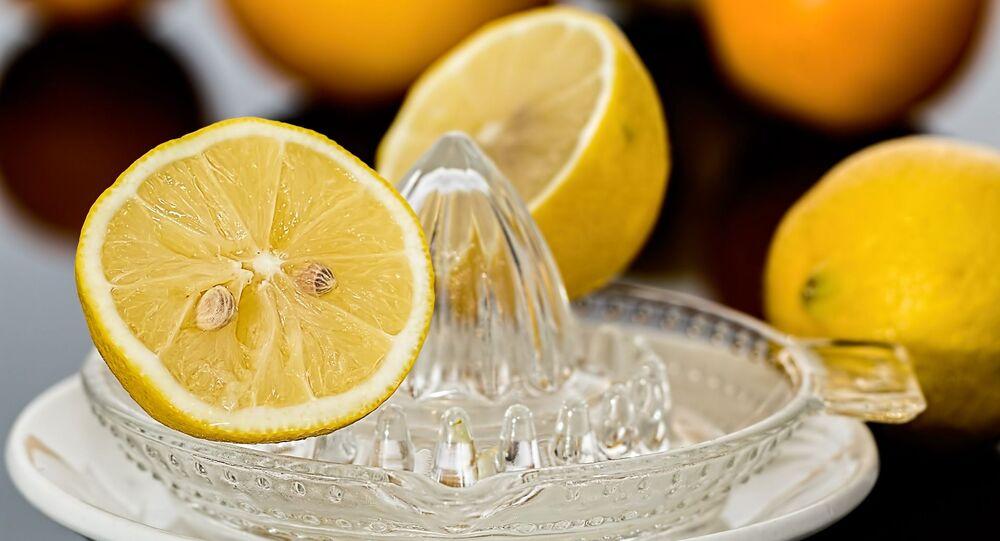 Du jus de citron