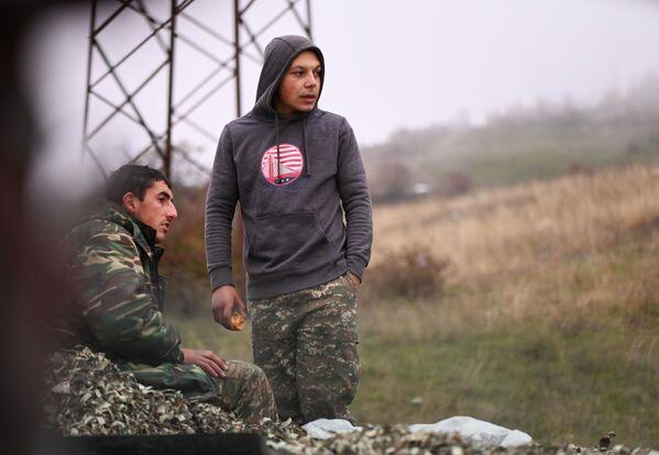 Situation dans le Haut-Karabakh après le déploiement des soldats de la paix russes    - Sputnik France