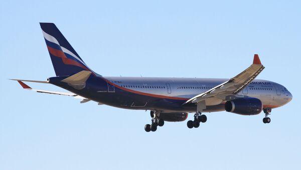 Un Airbus A330 d'Aeroflot (archive photo) - Sputnik France
