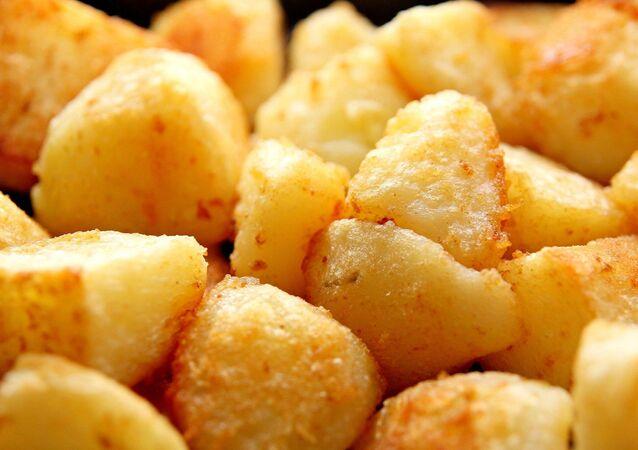 Pommes de terre rôtis