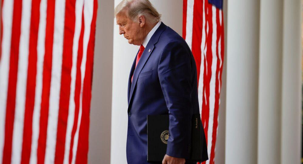 Donald Trump, le 13 novembre