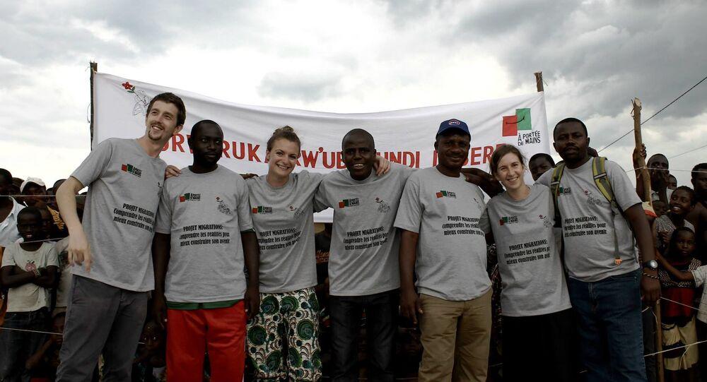 L'ONG «À portée de mains», Burundi