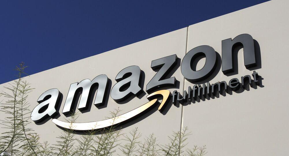 Logo d'Amazon