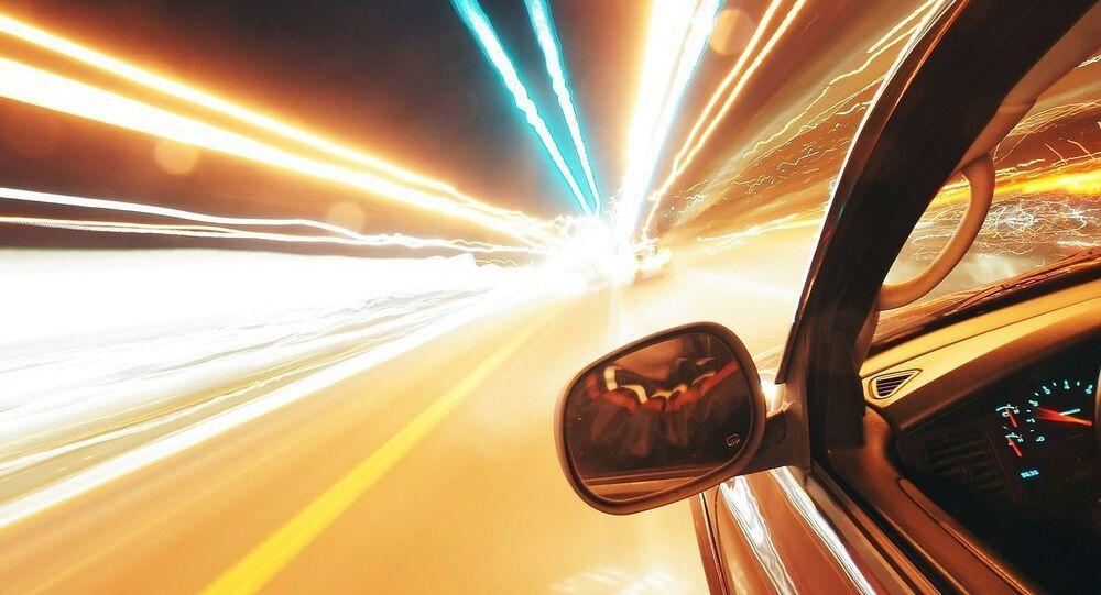 Une voiture, image d'illustration