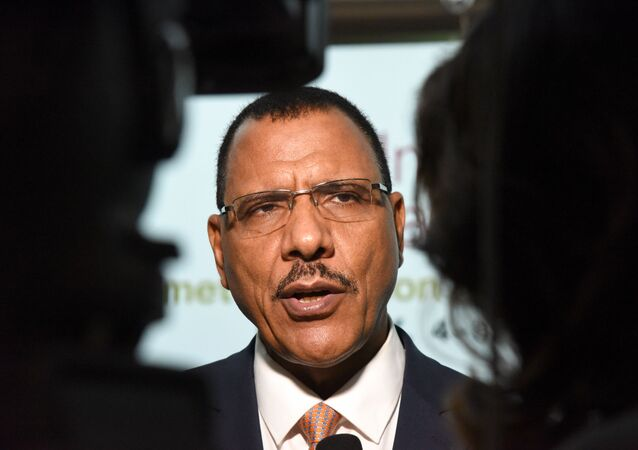 Mohamed Bazoum, le ministre de l'Intérieur du Niger, candidat à la présidentielle de décembre 2020