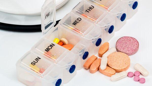 Des médicaments  - Sputnik France