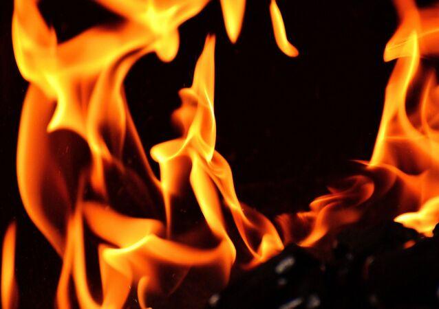 Flammes