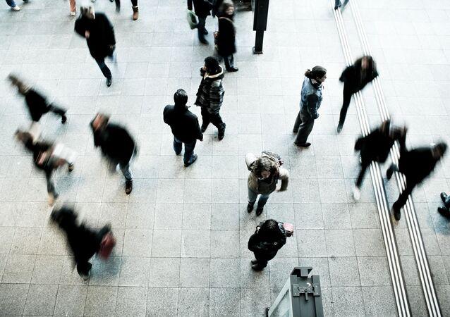 Des personnes (image d'illustration)