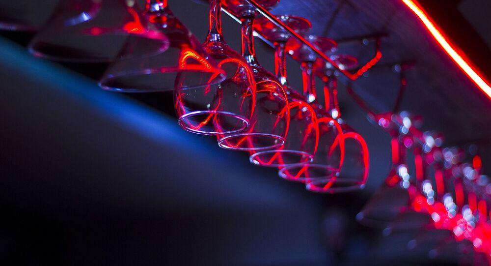 Des verres (images d'illustration)